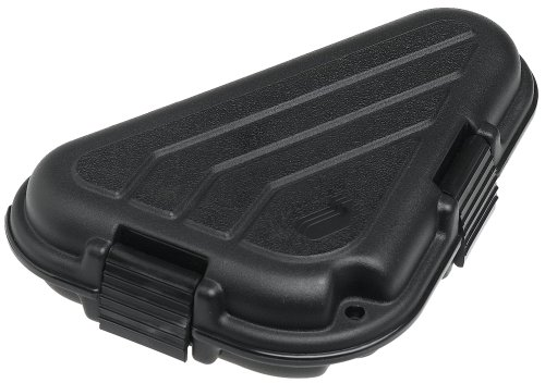 Plano Shaped Pistol Case (Small), Black