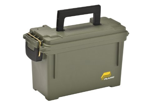 Plano Ammunition Field Box Ammo Storage Green