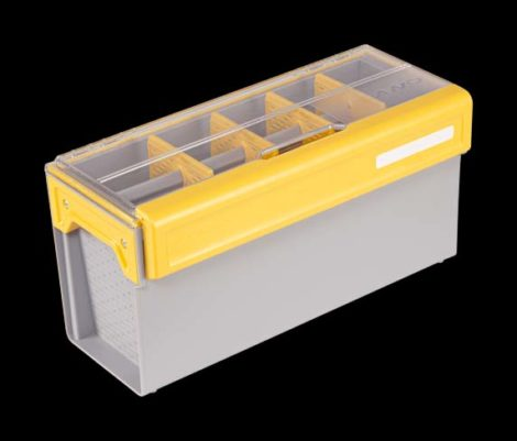 Spinnerbait storage box from Edge Series by Plano