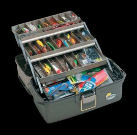 3 Tray Plano Guide Series Tackle Box