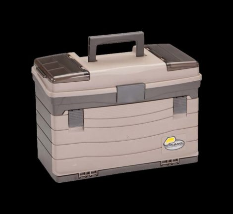 Impact Resistant Tackle Box for four 3700 stowaways