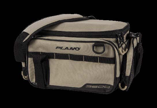 Plano PLAB 36111 week-end série Tackle Case 2-3600 passagers clandestins inclus-Tan